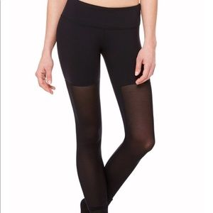 ALO Mesh Goddess Leggings
